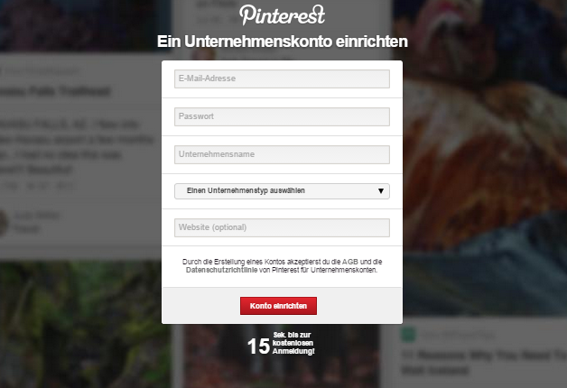 Pinterest_für_Anfänger: so erstellst du ein eigenes Profil