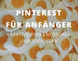 PINTEREST FÜR ANFÄNGER I KREATIVE PINS ENTDECKEN UND SPEICHERN I www.blogchicks.de
